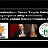 Cumhurbaşkanı Recep Tayyip Erdoğan ı uyarıyoruz aday konusunda sakın hata yapma Gaziosmanpaşa da