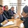 Devletin memuru AKP toplantısına katıldı