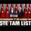 İşte CHP-İYİ Parti'nin adaylar listesi