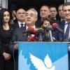 Mustafa Sarıgül DSP'nin Şişli adayı oldu