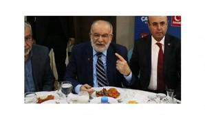 Karamollaoğlu: Türkiye'de rant kavgası var
