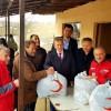Eyüpsultan'dan Doğu Makedonya'ya yardım