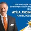 Ak Parti Bayrampaşa Belediye Başkanı ve Başkan adayı Atilla Aydıner
