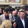 Ekrem İmamoğlu ve Erkan Kaya Gaziosmanpaşa'da halkla buluştu