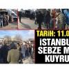İstanbul'da ucuz sebze-meyve kuyruğu