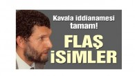 Osman Kavalalı Gezi Parkı iddianamesi tamamlandı