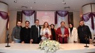 Maltepe'de 14 Şubat'ta 15 çift dünya evine girdi
