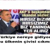 Türkiye nereye gidiyor bu ülkenin çivisi cıkmış