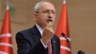 Kılıçdaroğlu'ndan Erdoğan'a: Senin istihbarat örgütün yok mu? Bunlar PKK'lı ise niye tutuklamadın?
