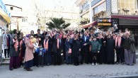 Başkan Ali Kılıç'tan Küçükyalı'nın muhasebeci Mustafa'sına ziyaret