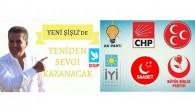 2019 ŞİŞLİ Yerel Seçimlerde şişli de Mustafa Sarıgül önde