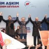 Bakan Soylu ve Kurum'dan Gaziosmanpaşa'da ortak miting