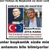 Hani Türkiye de Başkanlık siz demi vardı