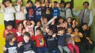 Anaokulu Öğrencileri, Afrikalı Çocuklara Harçlıklarını Gönderdi