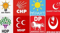 Hangi parti kaç belediye kazandı? AKP, CHP, İYİ Parti, HDP, MHP kaç şehir, kaç ilçe kazandı?