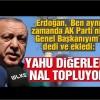 Cumhurbaşkanı Erdoğan son dakika seçim açıklaması: Diğerleri nal topluyor