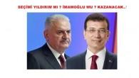 Avrupa Birliği gazetesi nin İstanbul seçim anketi- İBB SECİMLERİNİ SİZCE KİM Kazanır?