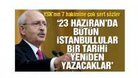 Kılıçdaroğlu'dan YSK hakimlerine sert sözler: Hakim dediğin adam, satılık adam değildir