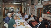 Hoca Ahmet Yesevi Vakfı iftar verdi