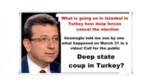 What is going on in Istanbul in Turkey how deep forces cancel the election
