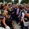 Ekrem İmamoğlu'na KKTC'de büyük destek