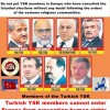 Do not put YSK members in Europe who have cancelled the Istanbul elections without any doubt following the orders of the extreme religious communities.