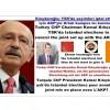 Turkey CHP Chairman Kemal Kılıçdaroğlu YSK'da Istanbul elections to cancel the joint set up with the AKP?