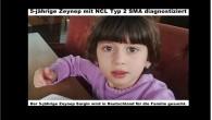 Der 5-jährige Zeynep Sargin wird in Deutschland für die Familie gesucht.