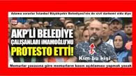 Adama sorarlar İstanbul Büyükşehir Belediyesi'nin de sivil darbemi oldu diye