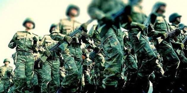 Askerlere erken terhis yolu açıldı