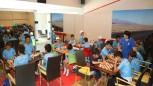 Eyüpsultan Belediyesinin Yaz Spor Okullarında Satranç Derslerine Büyük İlgi