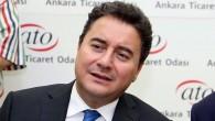 Ali Babacan partiden istifa etti.