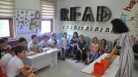 Eyüpsultan'lı Çocuklar, Dil Evi'nde İngilizce'yi Severek ve Eğlenerek Öğreniyor