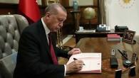Erdoğan çok sayıda bürokratı görevden aldı