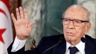 Tunus Cumhurbaşkanı Sibsi 93 yaşında hayatını kaybetti