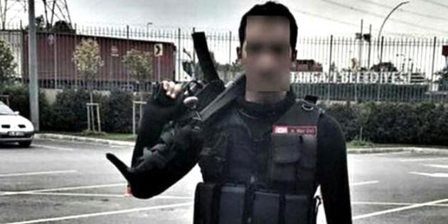 """Beşiktaş'taki lüks barda panik! """"Çav Bella"""" çalınca silahlar konuştu"""