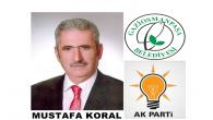 MUSTAFA KORAL Gaziosmanpaşa belediyesinin yeni Başkan Yardımcısı