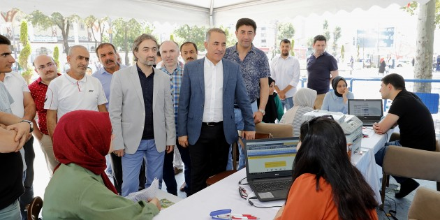 Sultangazi Belediyesi Tercih Danışma Merkezleri Kurdu