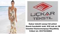 Üçkar tekstil sanayi ltd şirketi