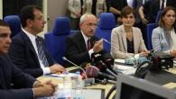 Kılıçdaroğlu: Depremde ölenlerin partisi olmaz