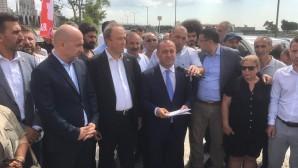 CHP'Lİ KARABAT; İSTANBUL'A İHANET DEVAM EDİYOR!
