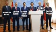 Ak parti'de Ahmet Davutoğlu dönemi bitti