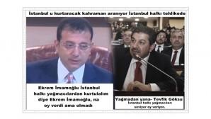 İstanbul u kurtaracak kahraman aranıyor İstanbul halkı tehlikede