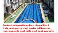 Appartements D'été à vendre Turquie Adapazarı karasu