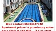 Summer apartments for sale Turkey Adapazarı karasu