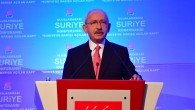 CHP's International Syria conference begins