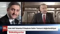 Selim Temurci: AK Parti'nin ihraç kararı Türkiye'de yeni bir dönemin başlangıcı olacak