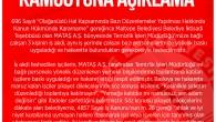 Maltepe Belediyesi- Kamuoyuna Duyuru