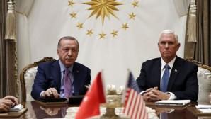 Pence: Türkiye ve ABD Suriye'de ateşkes için anlaştı, yeni yaptırım uygulanmayacak