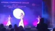 TMSF'den 'Barış Pınarı etkinliğinde dansöz oynatıldı' haberlerine açıklama